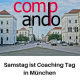 Samstag ist Coaching Tag in München bei compando